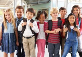 How to Make Friends at School in Full Day Kindergarten